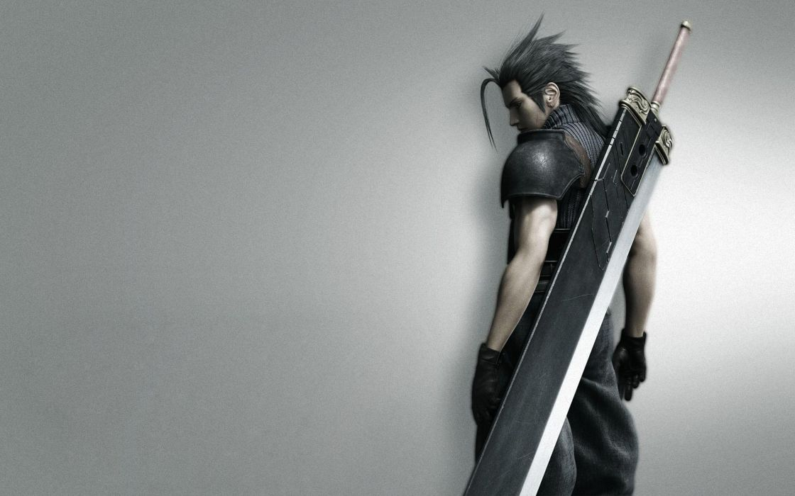 Final Fantasy Final Fantasy VII Crisis Core Zack Fair wallpaper