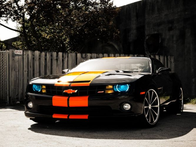 Chevrolet vehicles Chevrolet Camaro Chevrolet Camaro Black Concept wallpaper