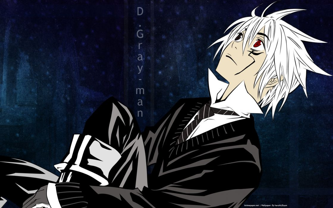 D_Gray-man wallpaper