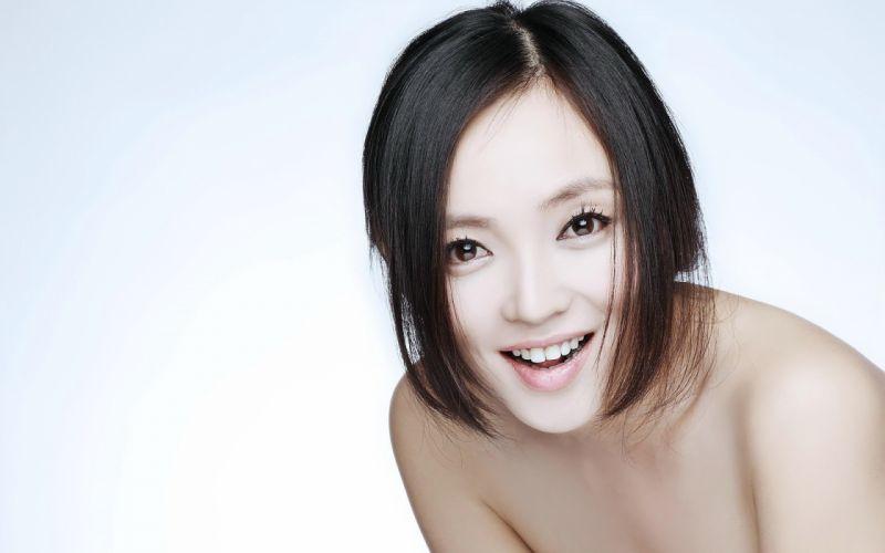 women China models Asians wallpaper