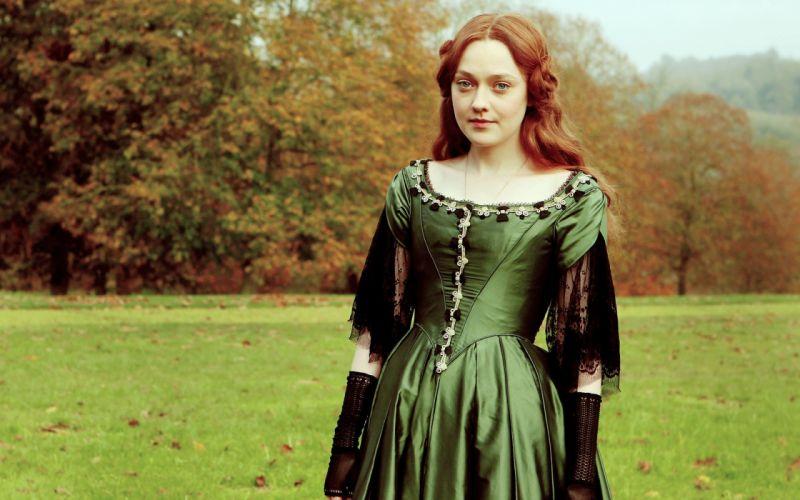 women movies dress actress Dakota Fanning Effie wallpaper