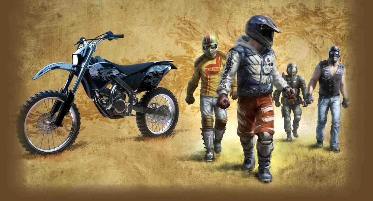 TRIALS FUSION trials motorbike bike sci-fi motorcycle moto motocross dirtbike wallpaper