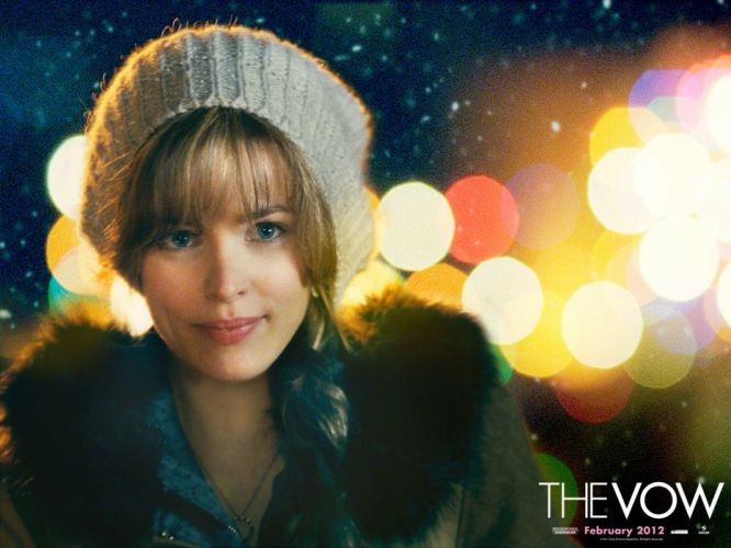 Movie The Vow Rachel McAdams wallpaper