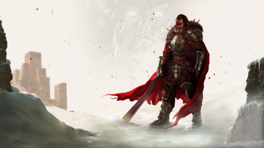 BOUND BY FLAME fantasy action role game warrior wallpaper