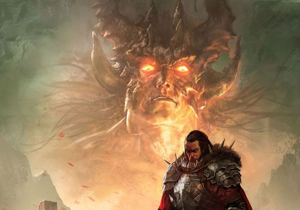 BOUND BY FLAME fantasy action role game warrior demon wallpaper