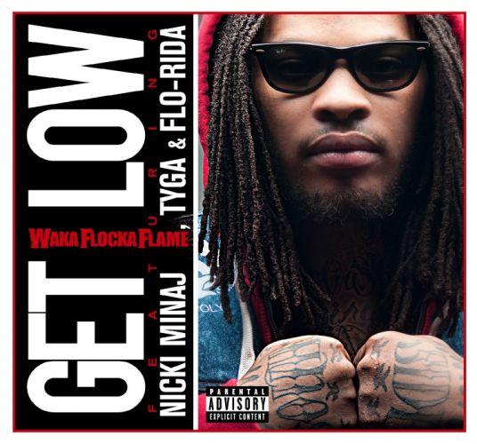 WAKA FLOCKA FLAME gangsta rap rapper hip hop poster wallpaper