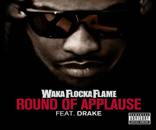WAKA FLOCKA FLAME gangsta rap rapper hip hop poster drake wallpaper