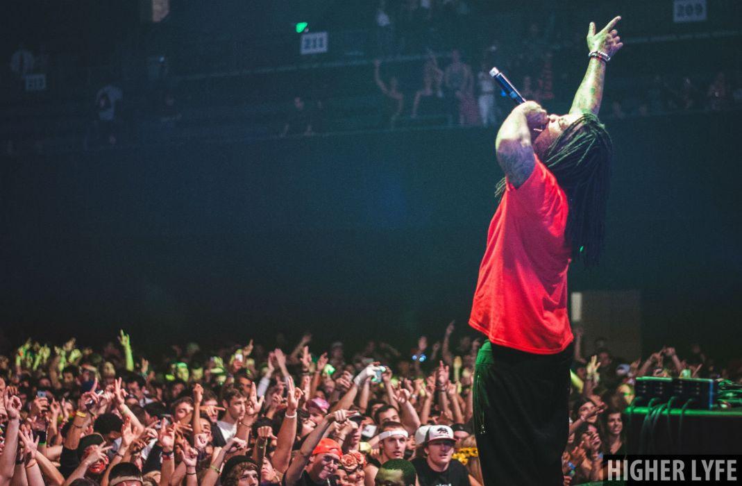 WAKA FLOCKA FLAME gangsta rap rapper hip hop concert wallpaper