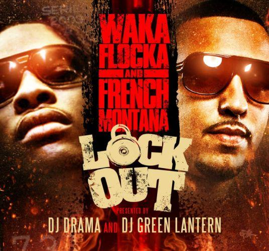 WAKA FLOCKA FLAME gangsta rap rapper hip hop poster french montana wallpaper