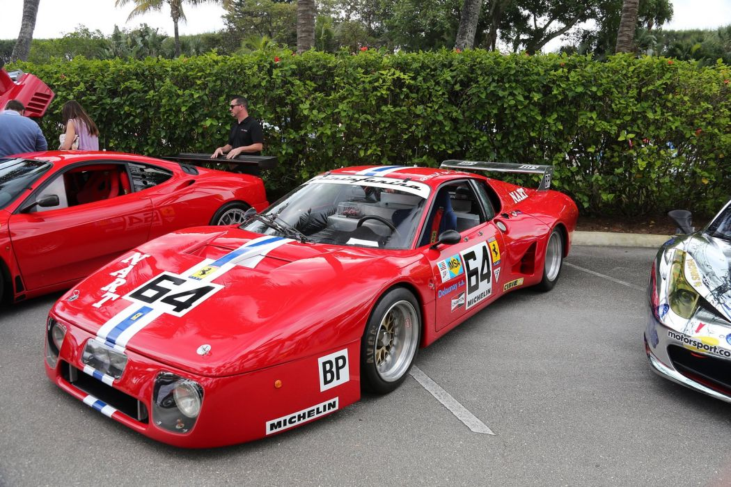 Ferrari 512 BB LM wallpaper