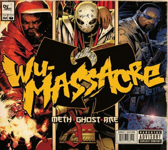 RAEKWON gangsta rap rapper hip hop wu-tang tang ghostface killah method man poster comics superhero wallpaper