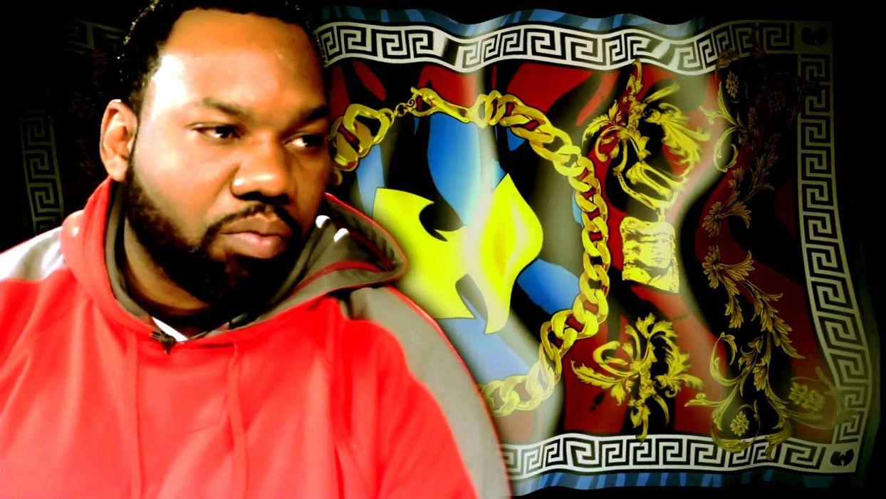 RAEKWON gangsta rap rapper hip hop wu-tang tang wallpaper