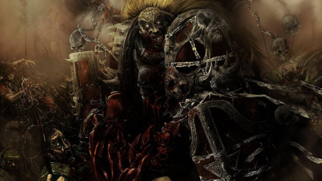 Warhammer 40 000 wallpaper