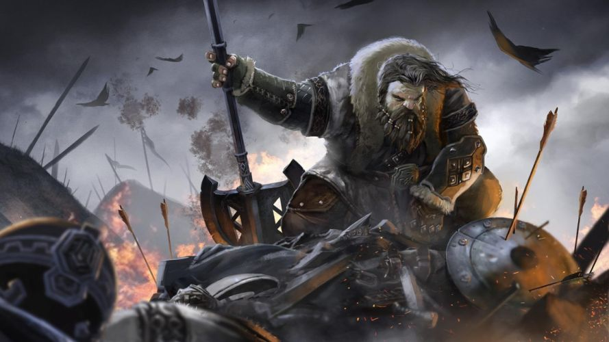 The Hobbit: Armies of the Third Age wallpaper