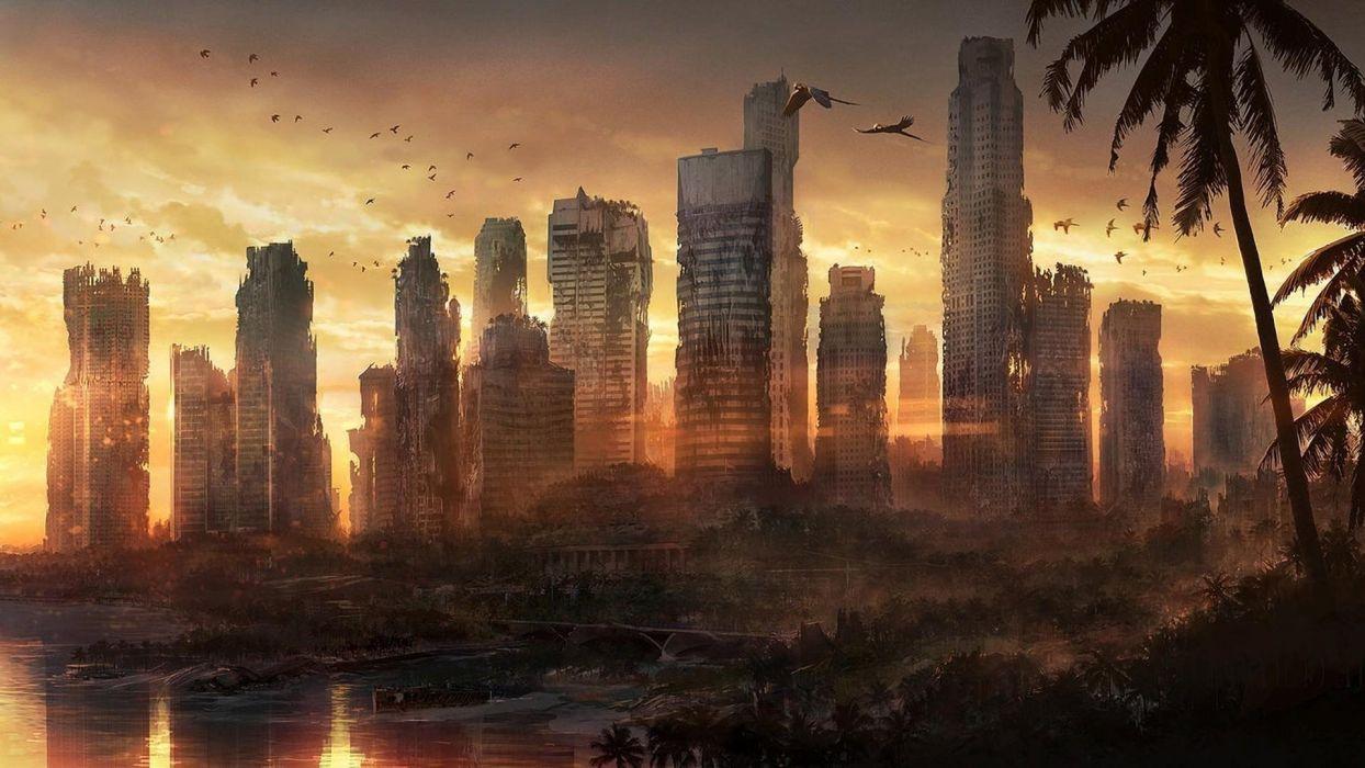 Post-Apocalyptic wallpaper