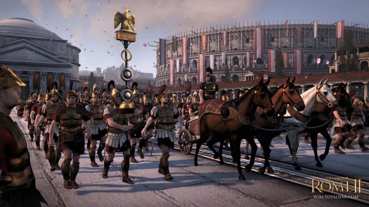 Total War: Rome II wallpaper