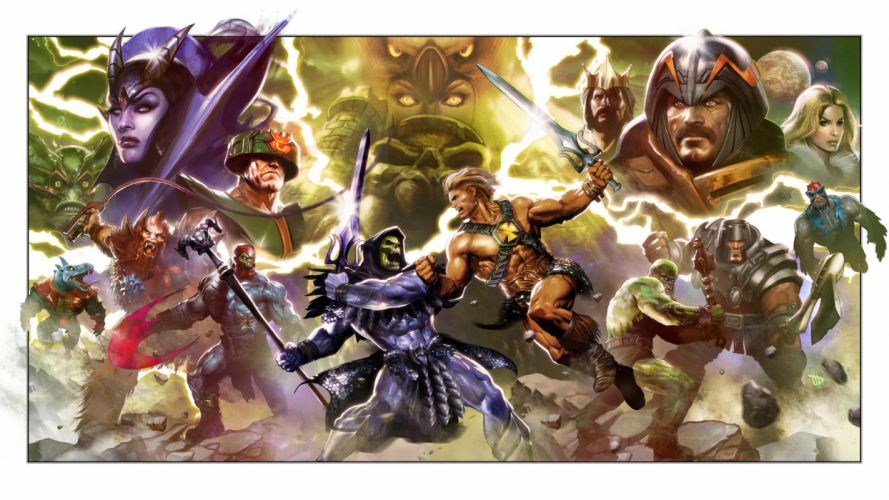 He-Man and the Masters of the Universe wallpaper