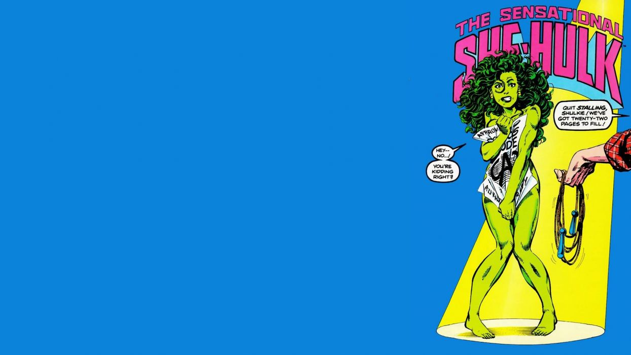 she-hulk wallpaper