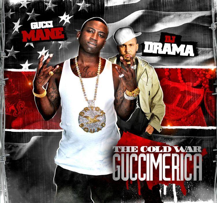 GUCCI MANE southern gangsta rap rapper hip hop drama poster wallpaper