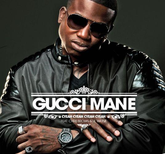 GUCCI MANE southern gangsta rap rapper hip hop poster wallpaper