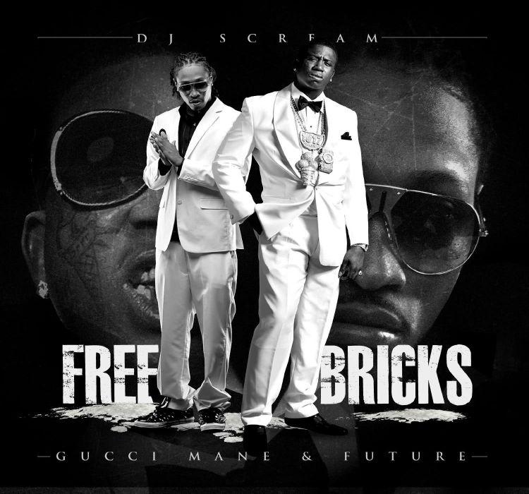 GUCCI MANE southern gangsta rap rapper hip hop scream future poster wallpaper