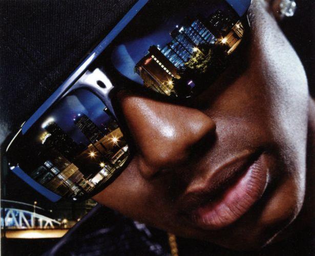 SOULJA BOY rap rapper hip hop gangsta sunglasses glasses reflection wallpaper