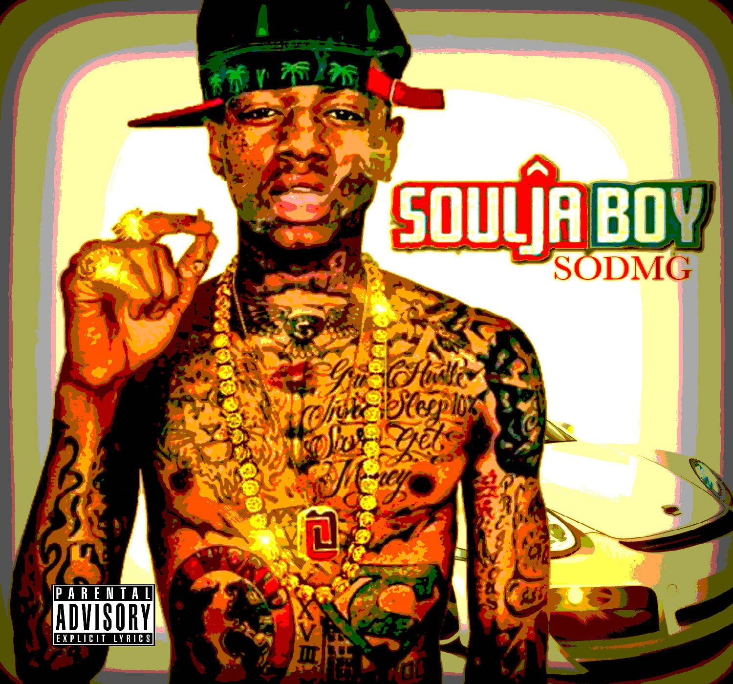 Poster Boy Rapper Soulja Boy Rap Rapper Hip Hop