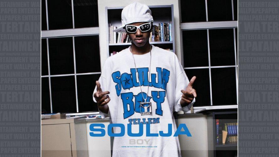 SOULJA BOY rap rapper hip hop gangsta poster wallpaper