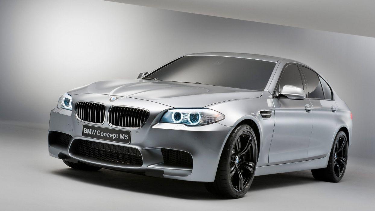 BMW Concept M5 wallpaper