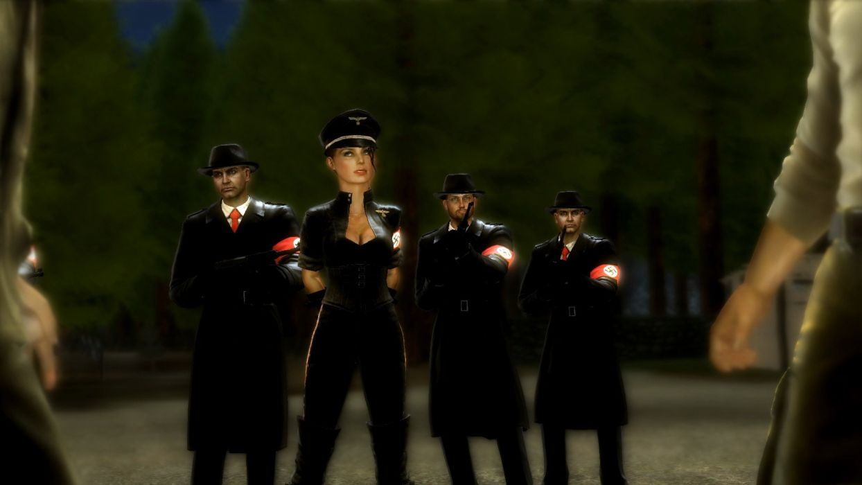 video games Nazi The Saboteur wallpaper