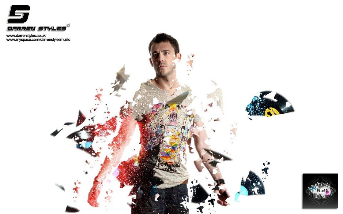 techno backgrounds Darren Styles artist wallpaper