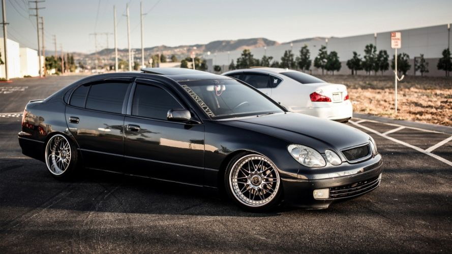 cars Lexus GS300 wallpaper