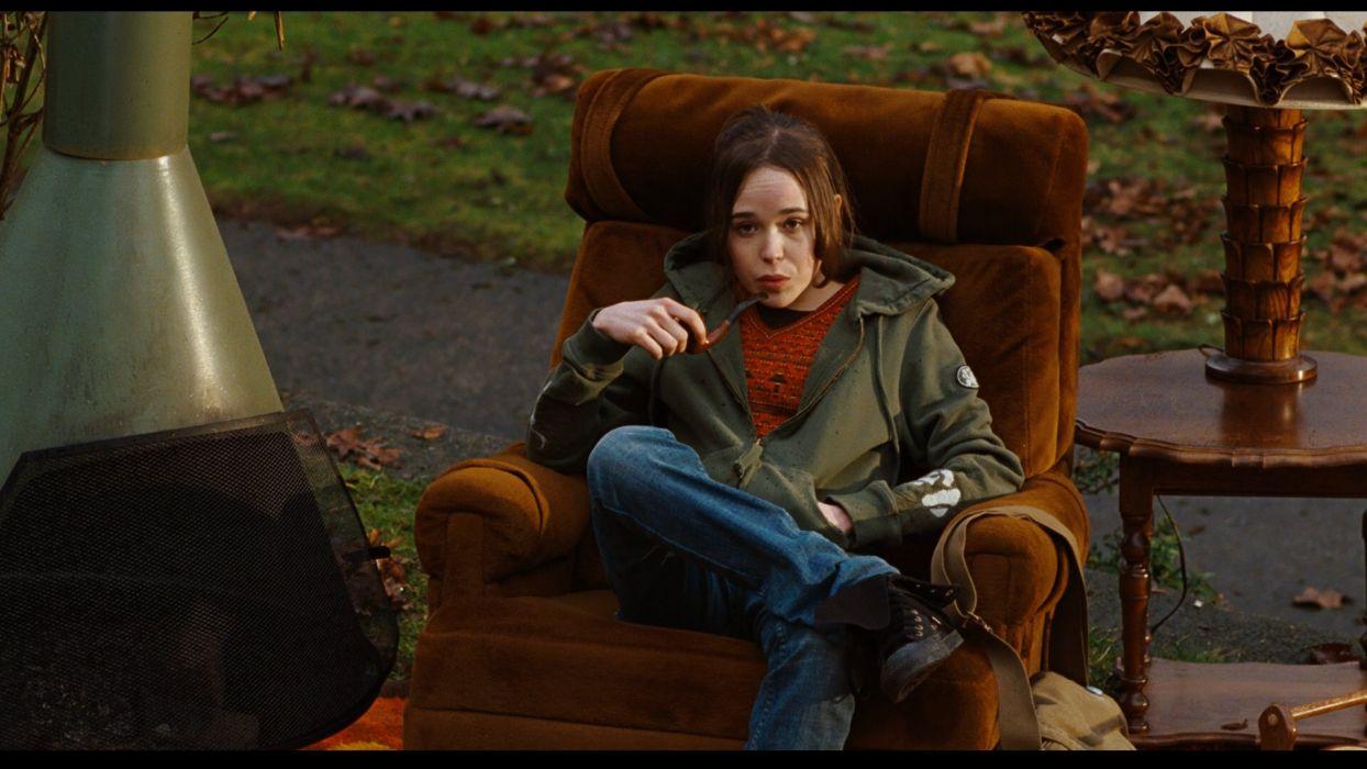 Ellen Page movies Juno wallpaper