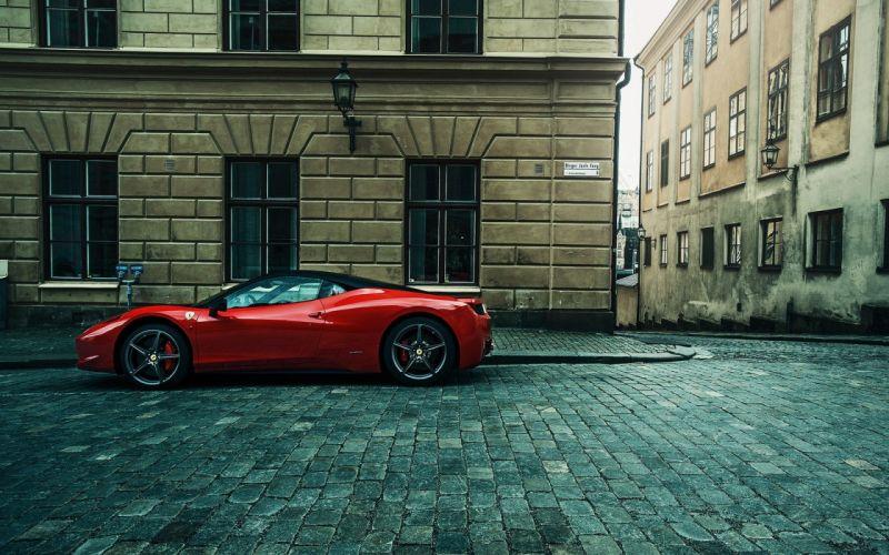 cars Ferrari 458 Italia Ferrari 458 458 Italia wallpaper