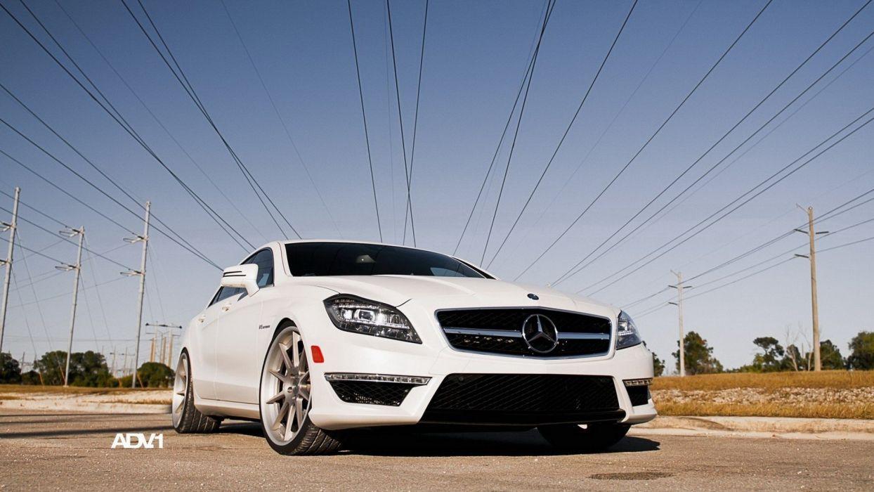 cars vehicles wheels Mercedes-Benz automobiles wallpaper