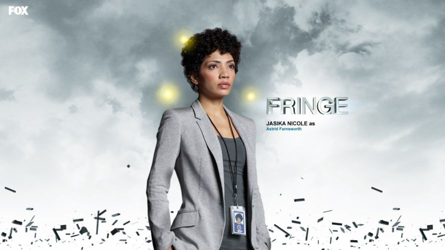 black people white actress Fringe Jasika Nicole Astrid Farnsworth proboss wallpaper