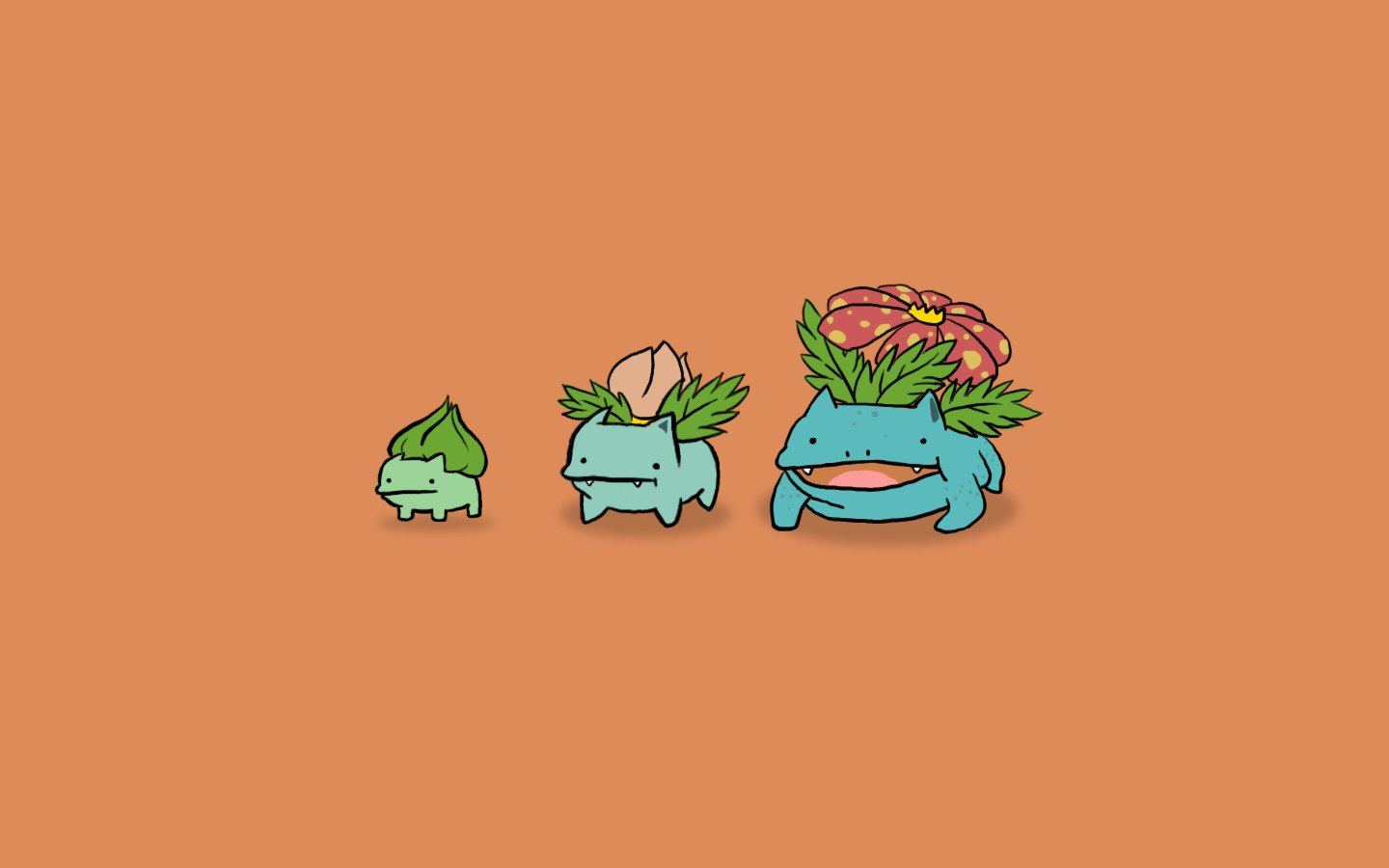 bulbasaur evolution wallpaper images - photo #10