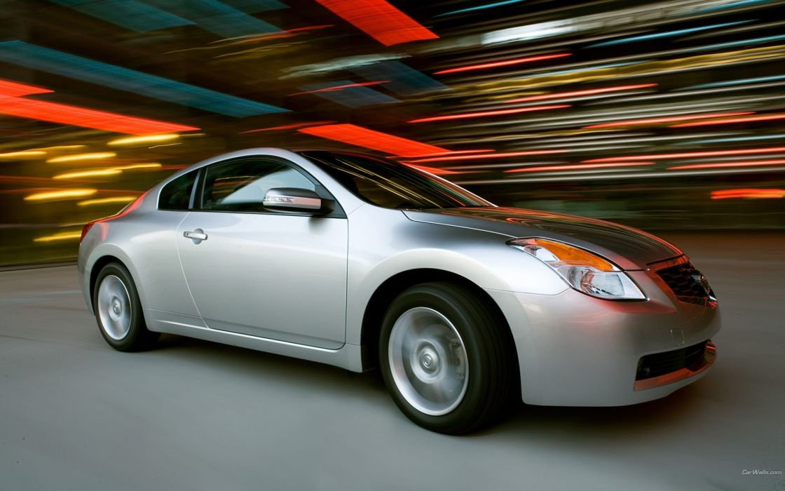cars Nissan coupe wallpaper