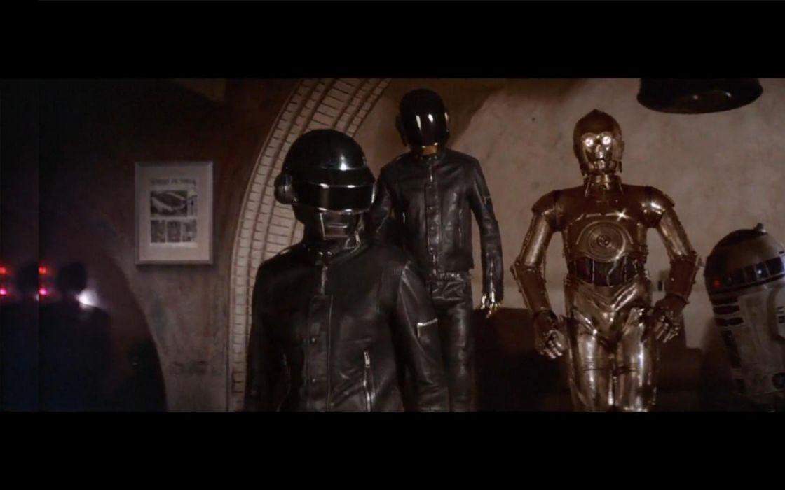 Star Wars Daft Punk wallpaper