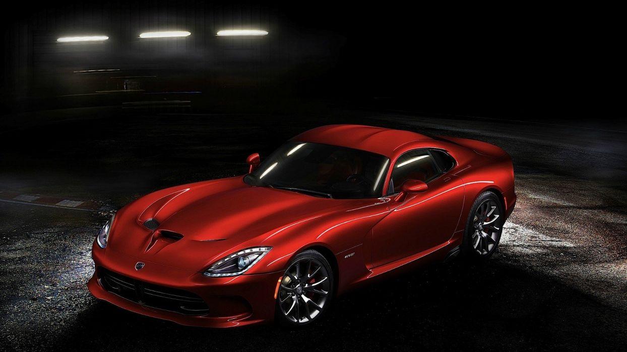 cars Dodge Viper GTS wallpaper