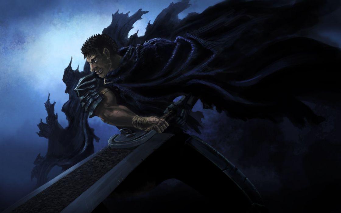 Guts swords wallpaper