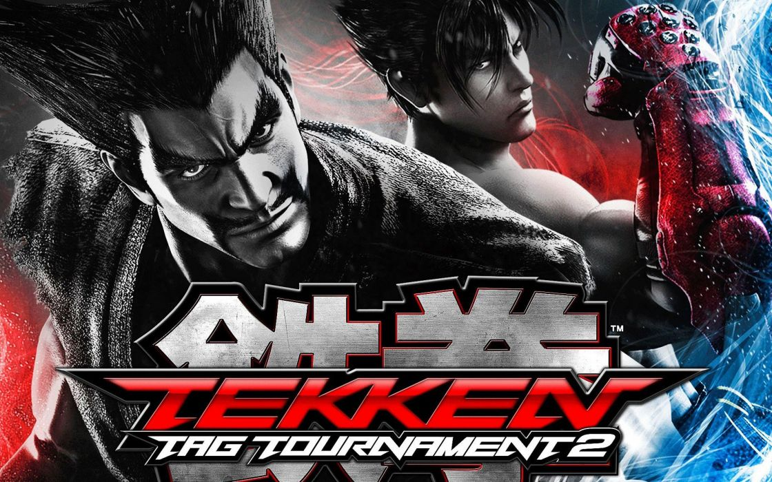 Tekken Tag Tournament Tekken Tag Tournament 2 wallpaper