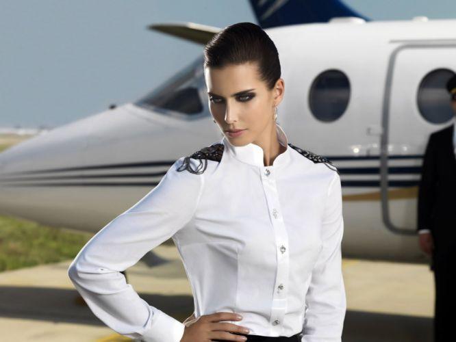 women flight attendants wallpaper
