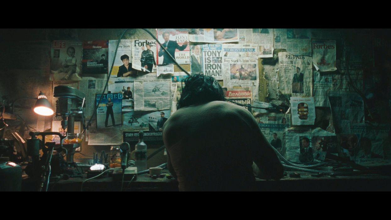 Mickey Rourke Iron Man 2 wallpaper