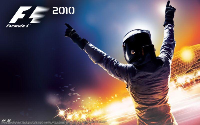 video games Formula One wallpaper