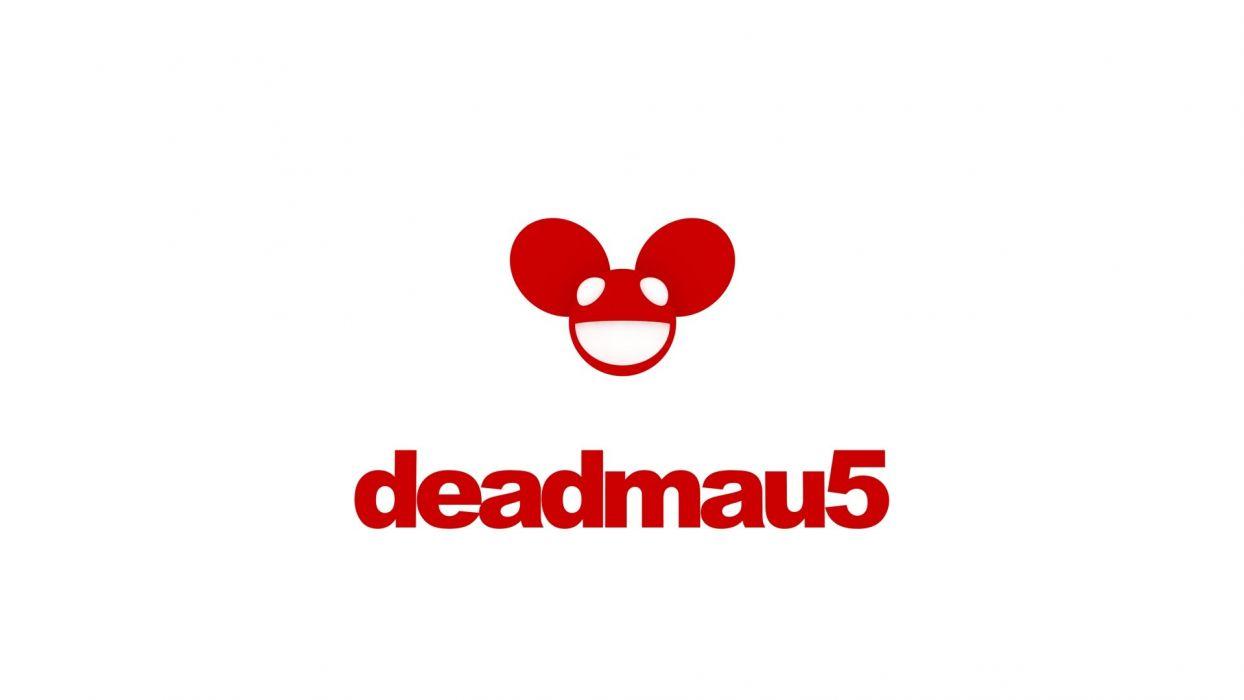 Deadmau5 logos wallpaper