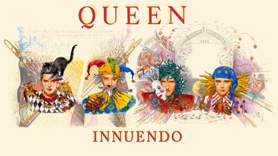 music Queen Rock music innuendo Rock Band wallpaper
