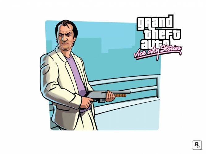 video games Grand Theft Auto grand Rockstar Games Grand Theft Auto Vice City Stories wallpaper