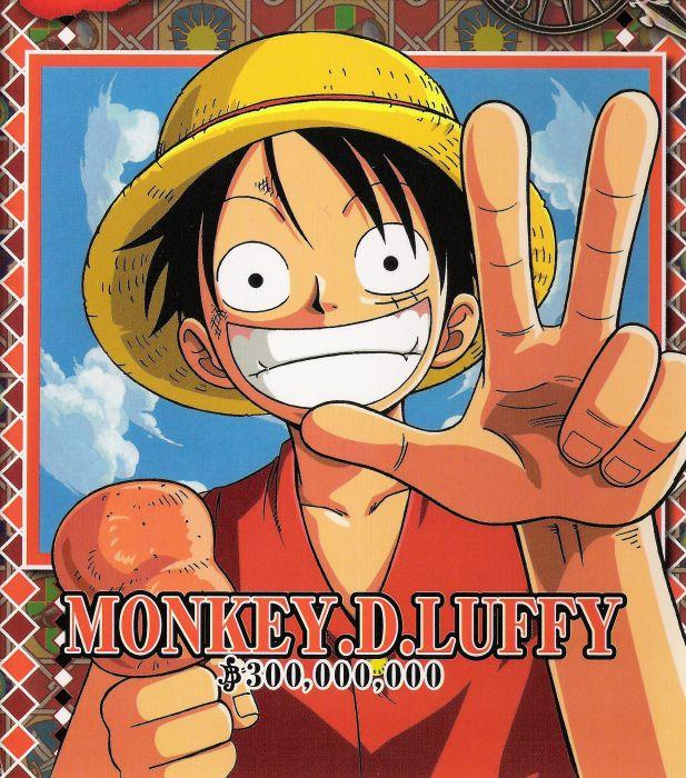 One Piece (anime) Monkey D Luffy wallpaper