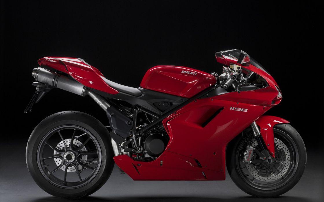 motorbikes Ducati 1198 wallpaper